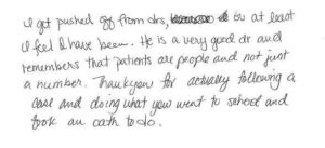 PatientTestimonial