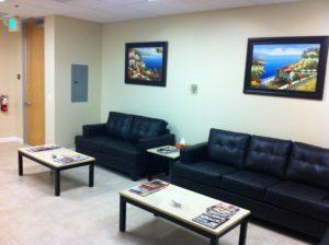 psychiatrist office